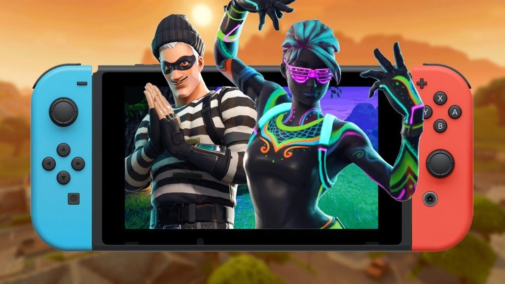Fortnite Switch Error