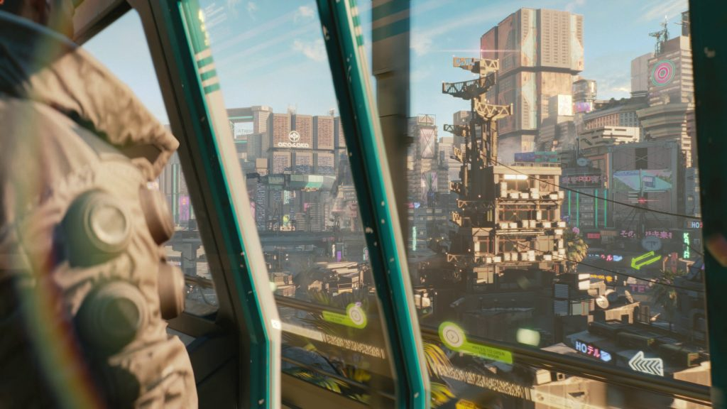 No Loading Screens Between Areas In Cyberpunk 2077