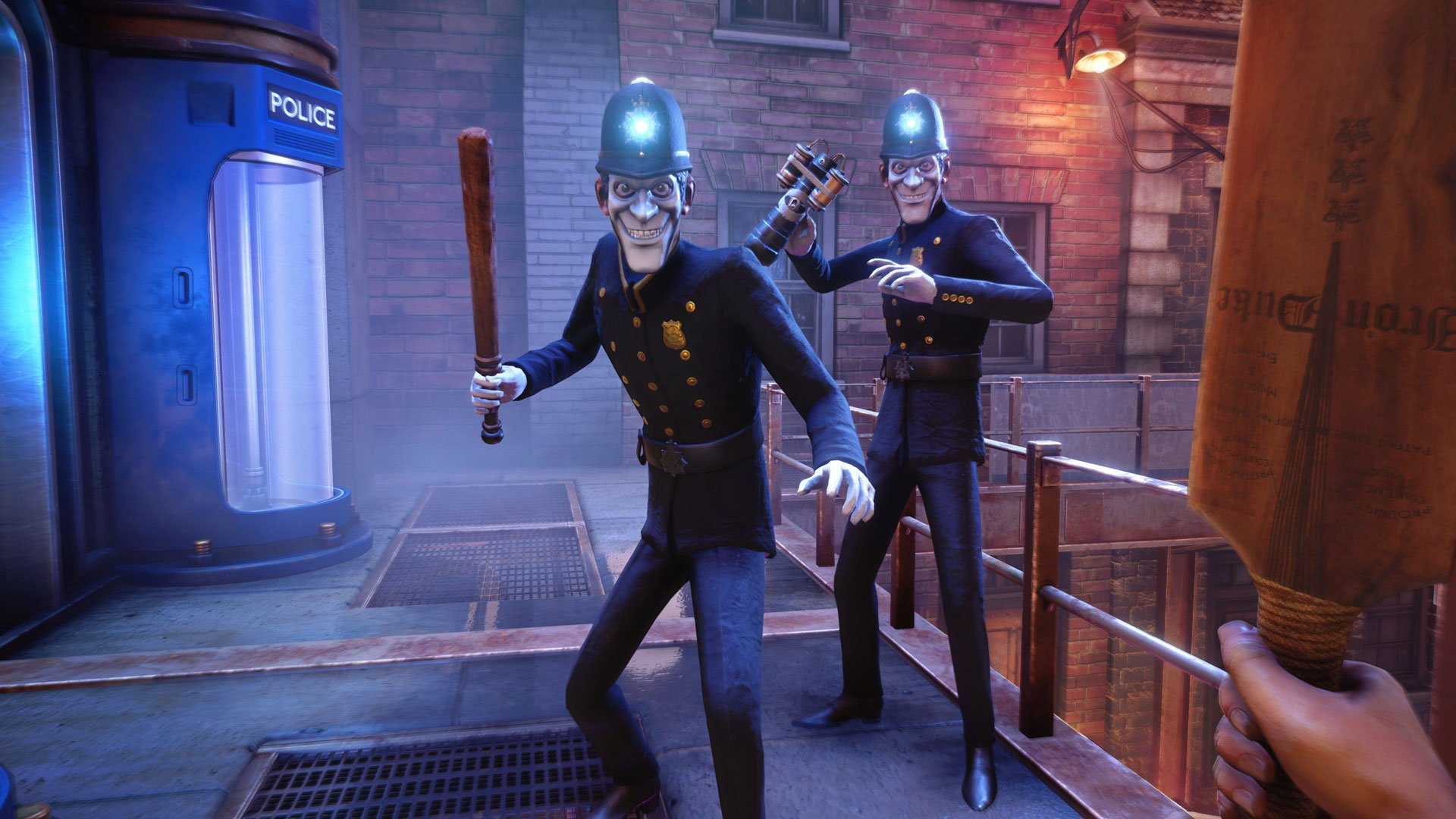 'We Happy Few' Set For Release On August 10th