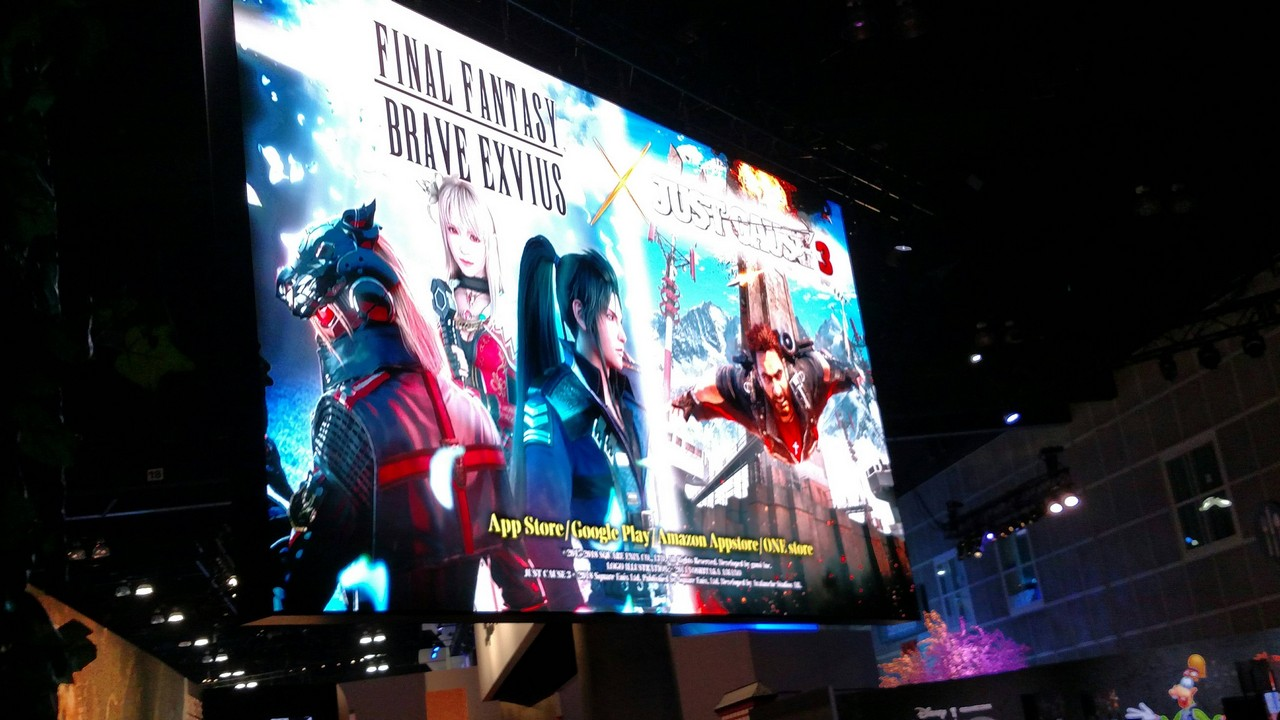 FFBE Just Cause 3 Collab