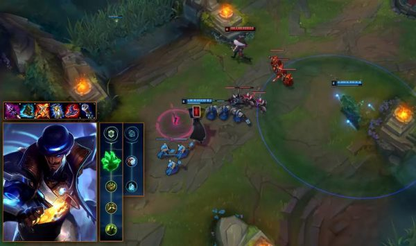 Grasp Of The Undying Twisted Fate