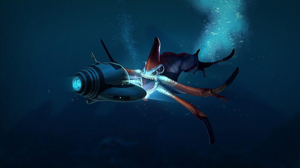 Subnautica Heading to PS4