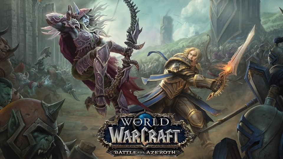 World Of Warcraft Battle For Azeroth Preorder Bonuses - EXP GG