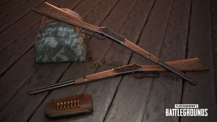 PUBG Winchester Model 1894