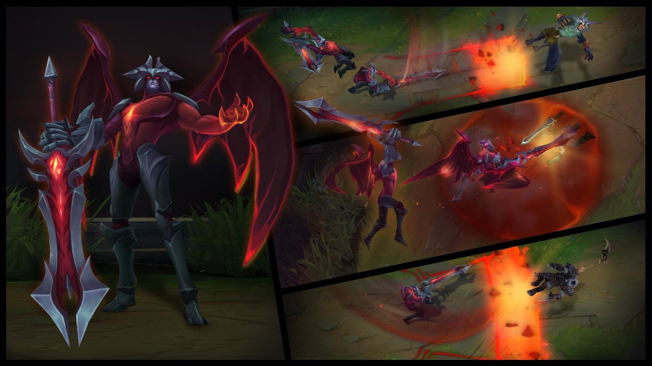 LoL Guide: How To Counter Aatrox In Patch 8.13