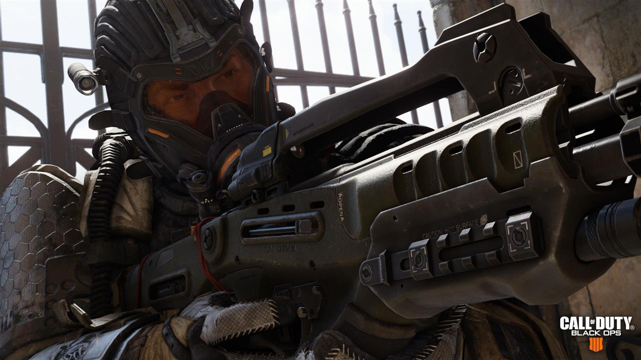 Call of Duty: Black Ops 4 Multiplayer and Blackout Beta Details Revealed