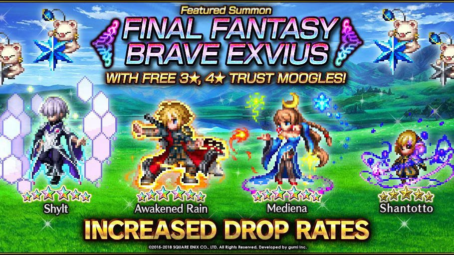 New FFBE Unit Awakened Rain Guide And Review - EXP GG