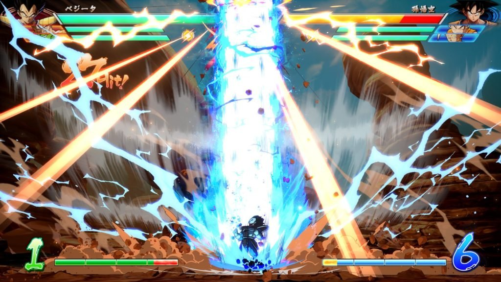 Dragon Ball FighterZ Switch Beta Launches In August