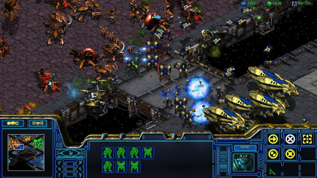 Top 5 Real-Time Strategy Games