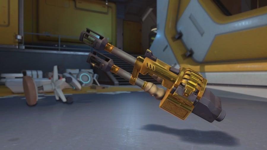 Hammond Golden Gun