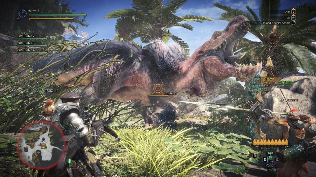 Monster Hunter: World Heads To Steam On August 9th