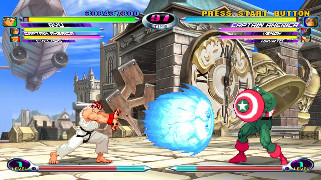 6 Of The Most Influential Fighting Games Ever