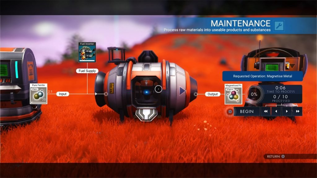 No Man's Sky NEXT: First Impressions Of A Long Time Player