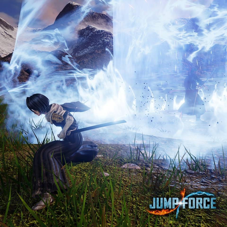 Jump Force Bleach
