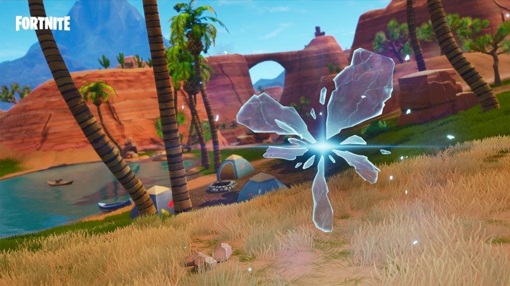 Season 5 Adds Desert Biome, Golf Karts, and Portal Rifts To Fortnite