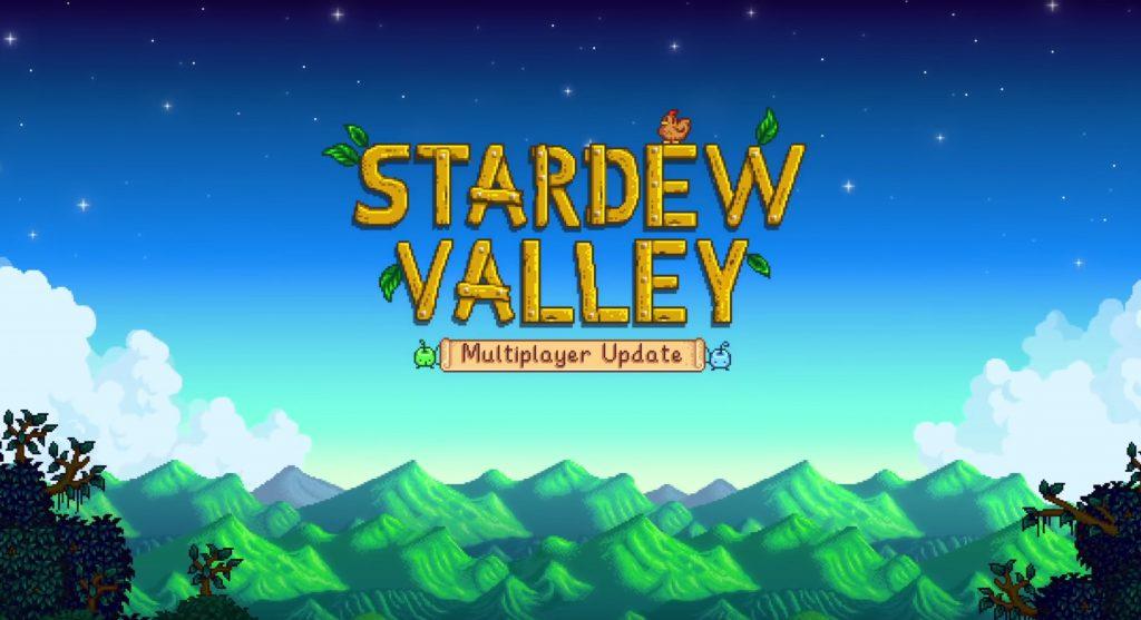 Stardew Valley Multiplayer Update Gets PC Release Date
