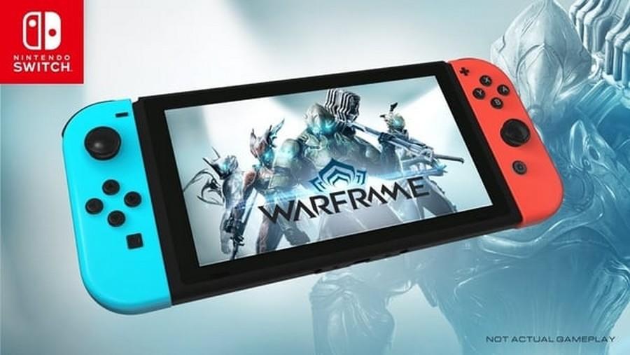 Warframe Switch
