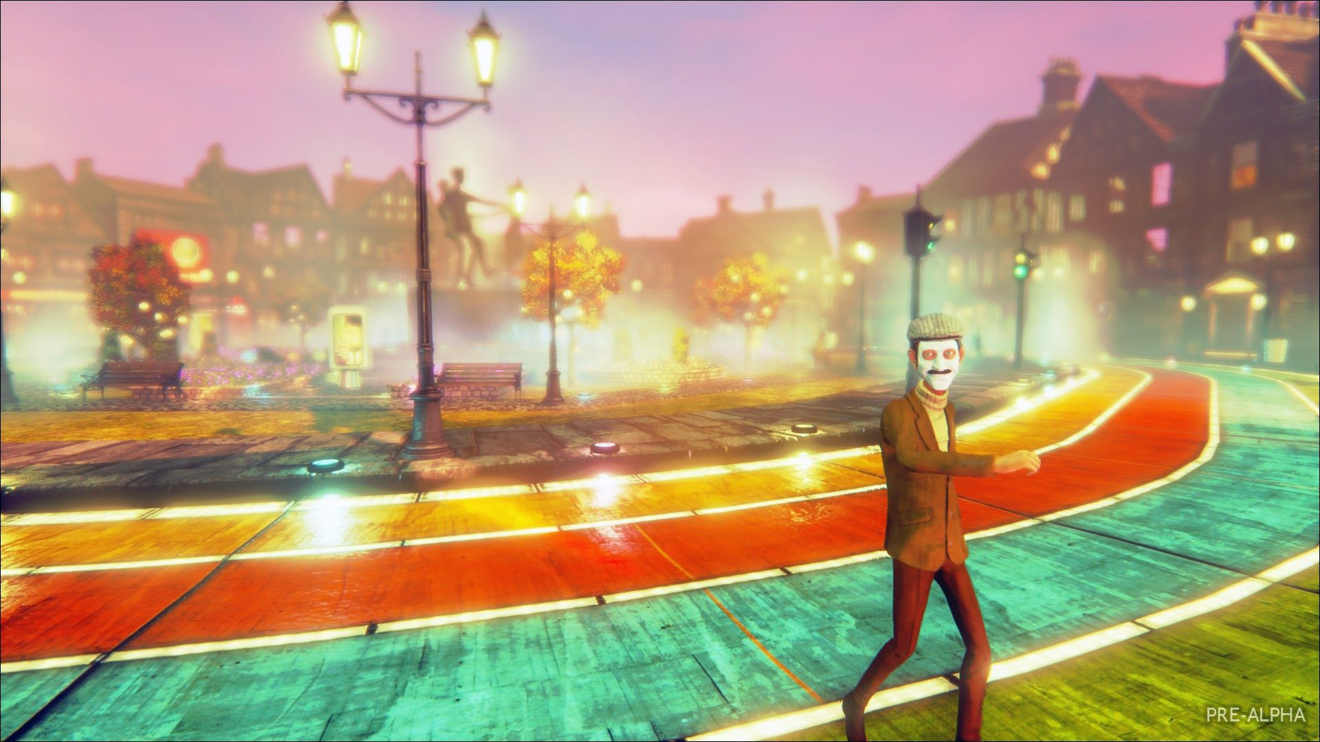 New We Happy Few Trailer Details Revamped Characters & Game Play Mechanics