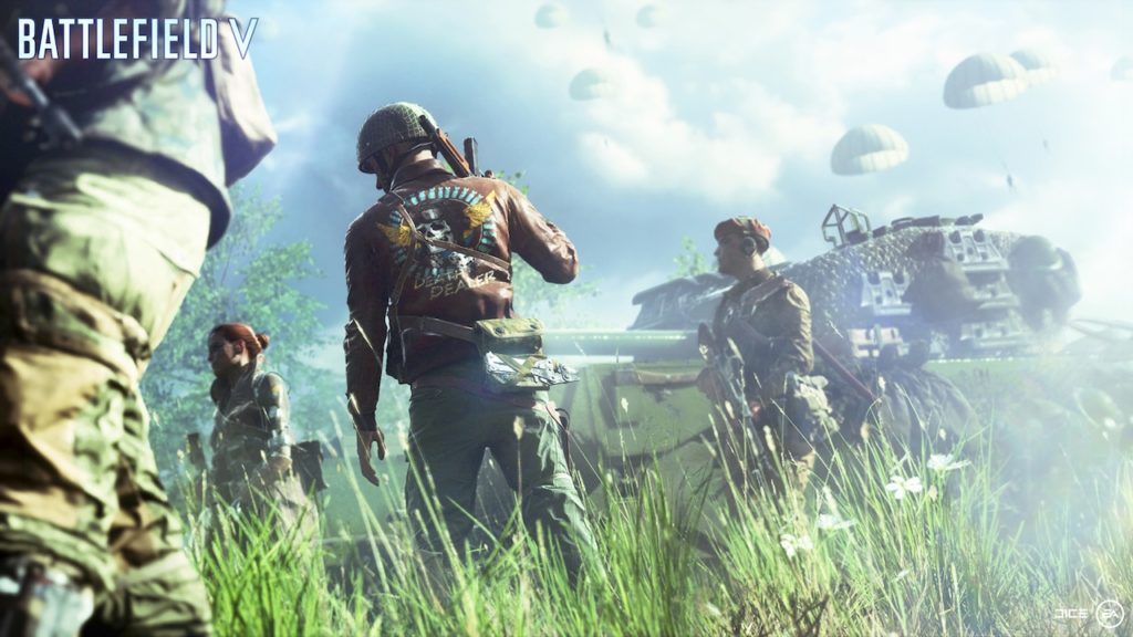 DICE Clarifies Grand Operations Will Be Playable At Launch