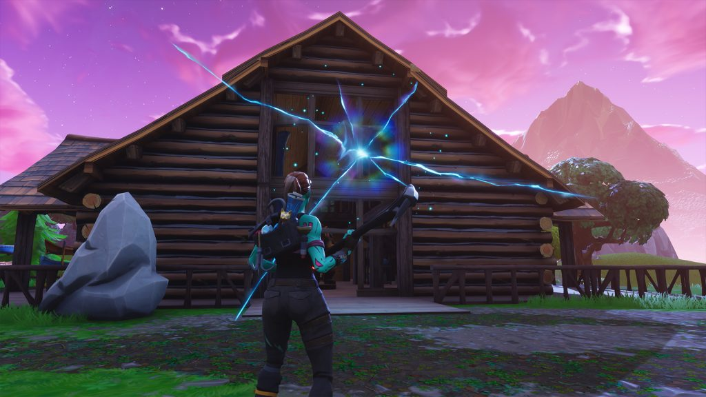 Rifts Are Gobbling Up Parts Of The Fortnite Map Igniting Wild Speculation