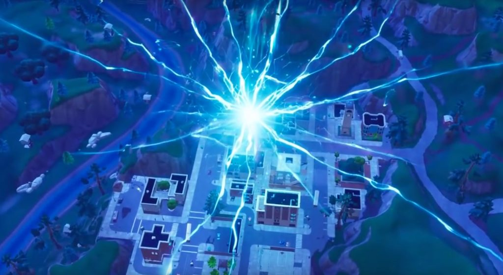 Fortnite One-Time Missile Event Wrecks Havoc In The Skies