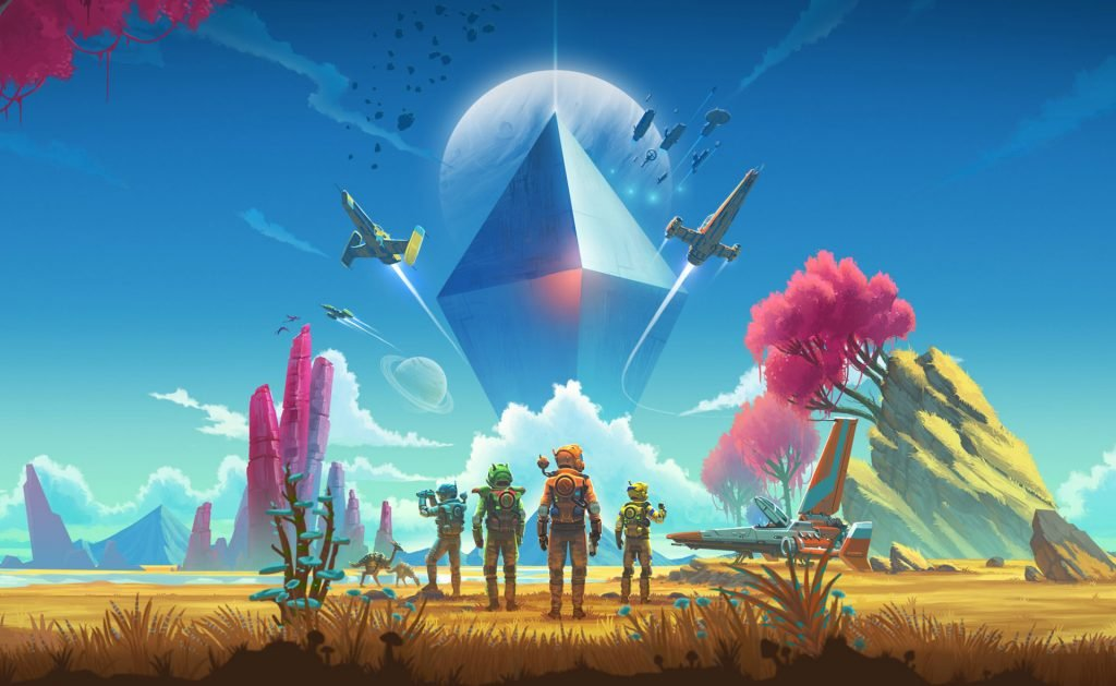 NEXT Will Introduce Weekly Community Challenges to No Man's Sky