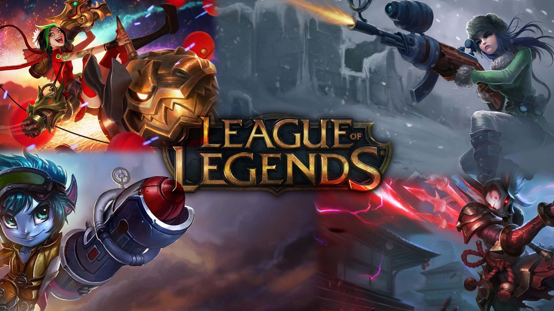 League of Legends Patch ADC buff