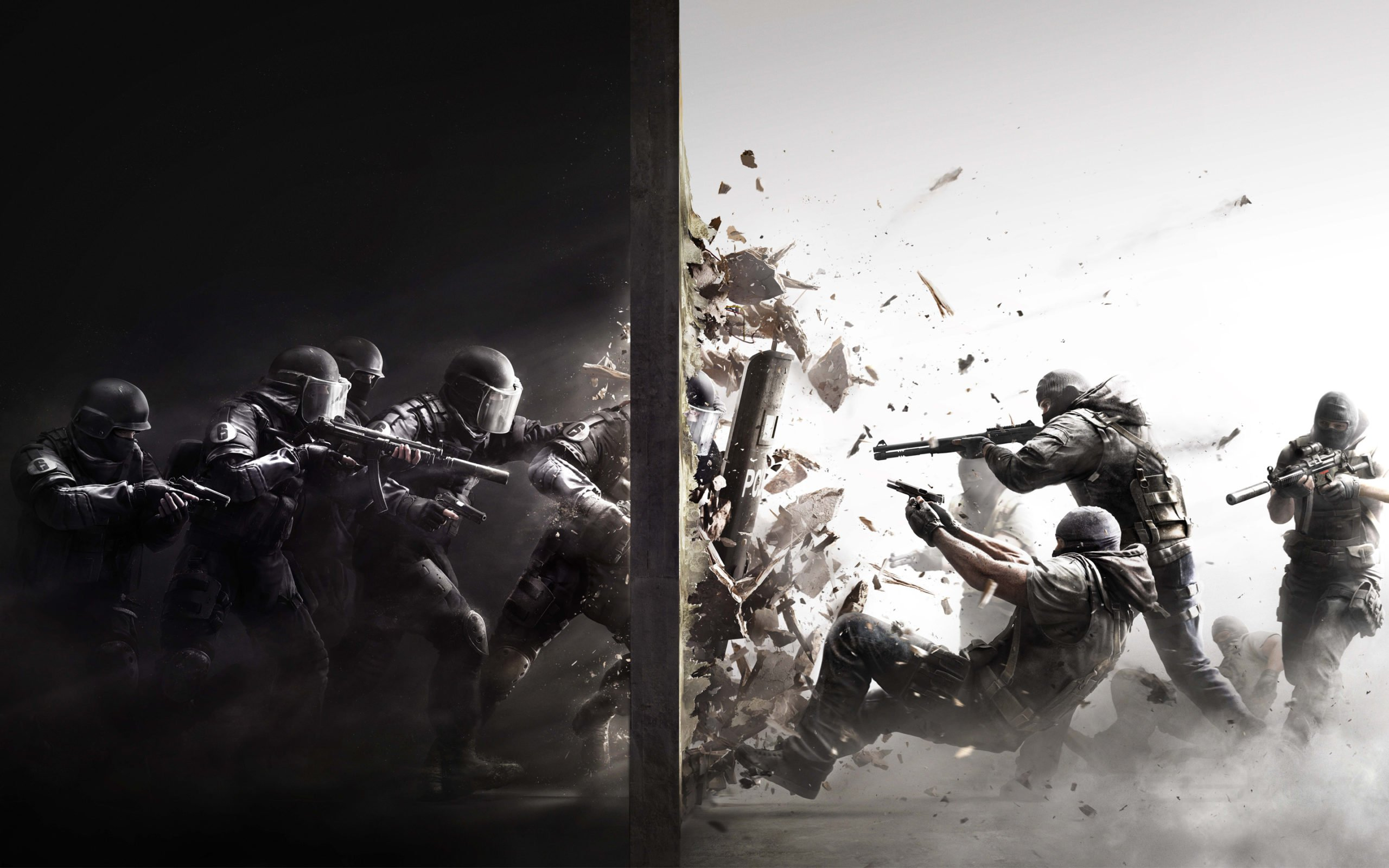 Rainbow Six Siege Players Coax Opponents Into Banning Themselves