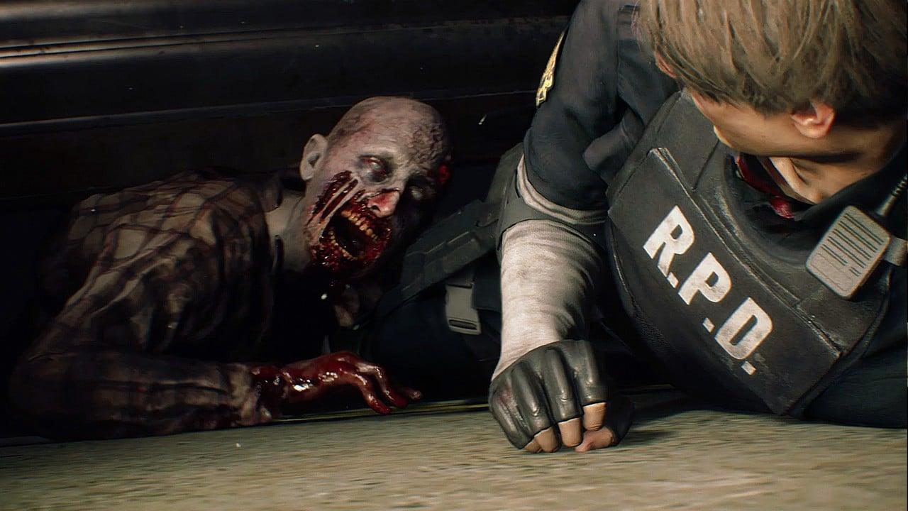 Capcom Showcases Live Resident Evil 2 Remake Gameplay