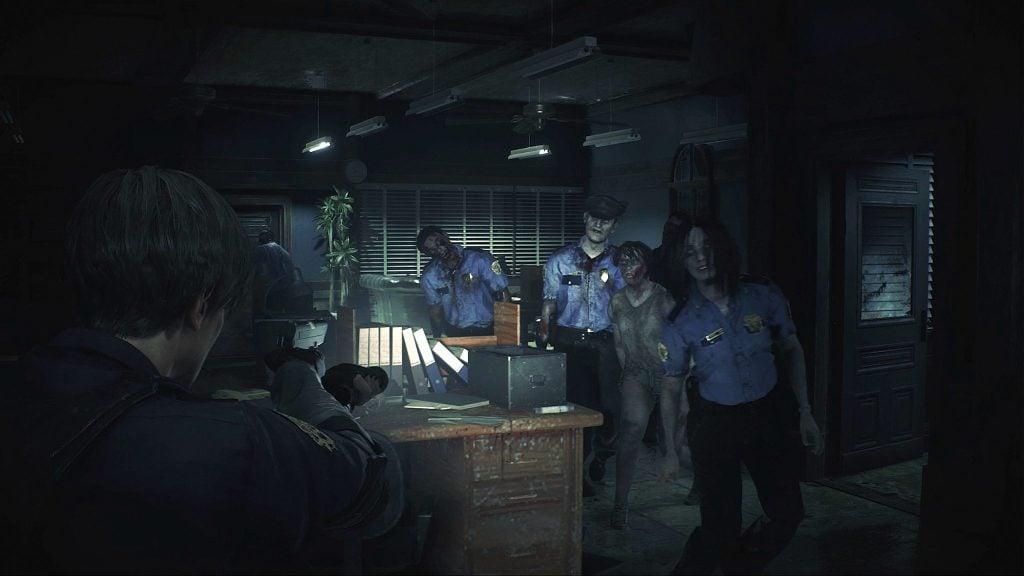 Capcom Showcases Live Resident Evil 2 Remake Gameplay At ACGHK2018