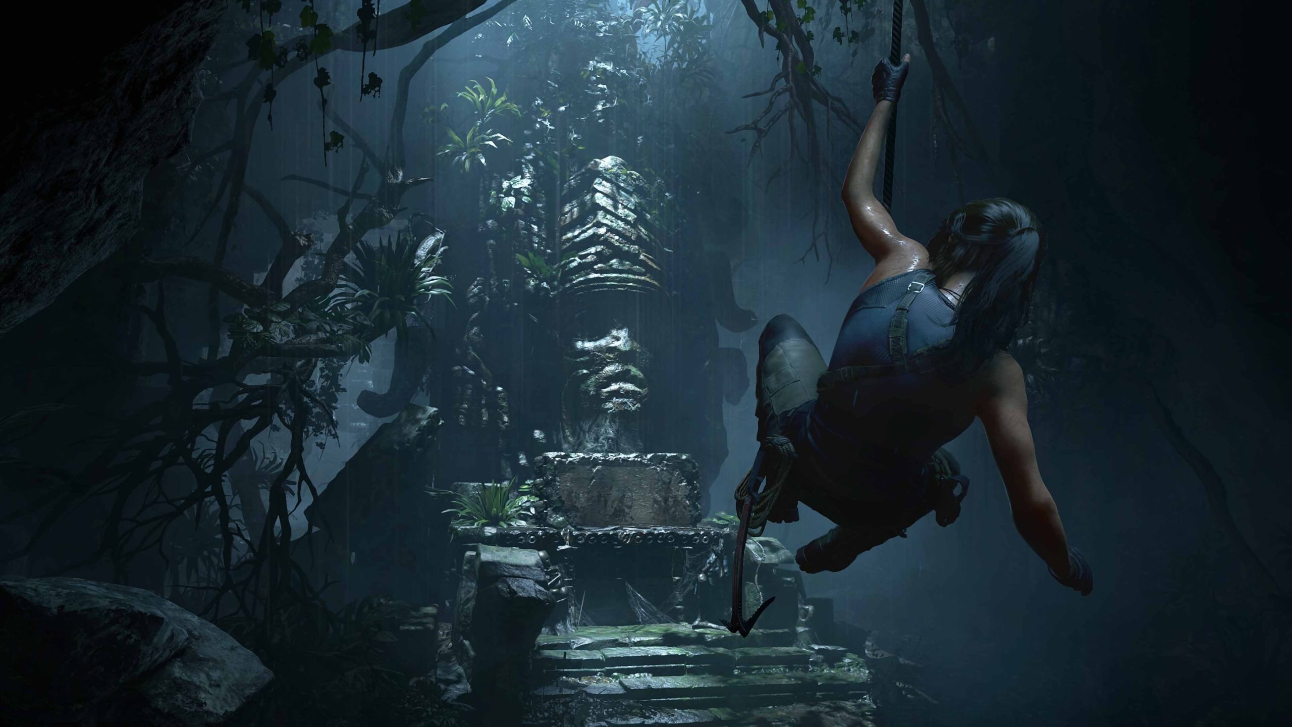Tomb Raider's Treacherous Traversal
