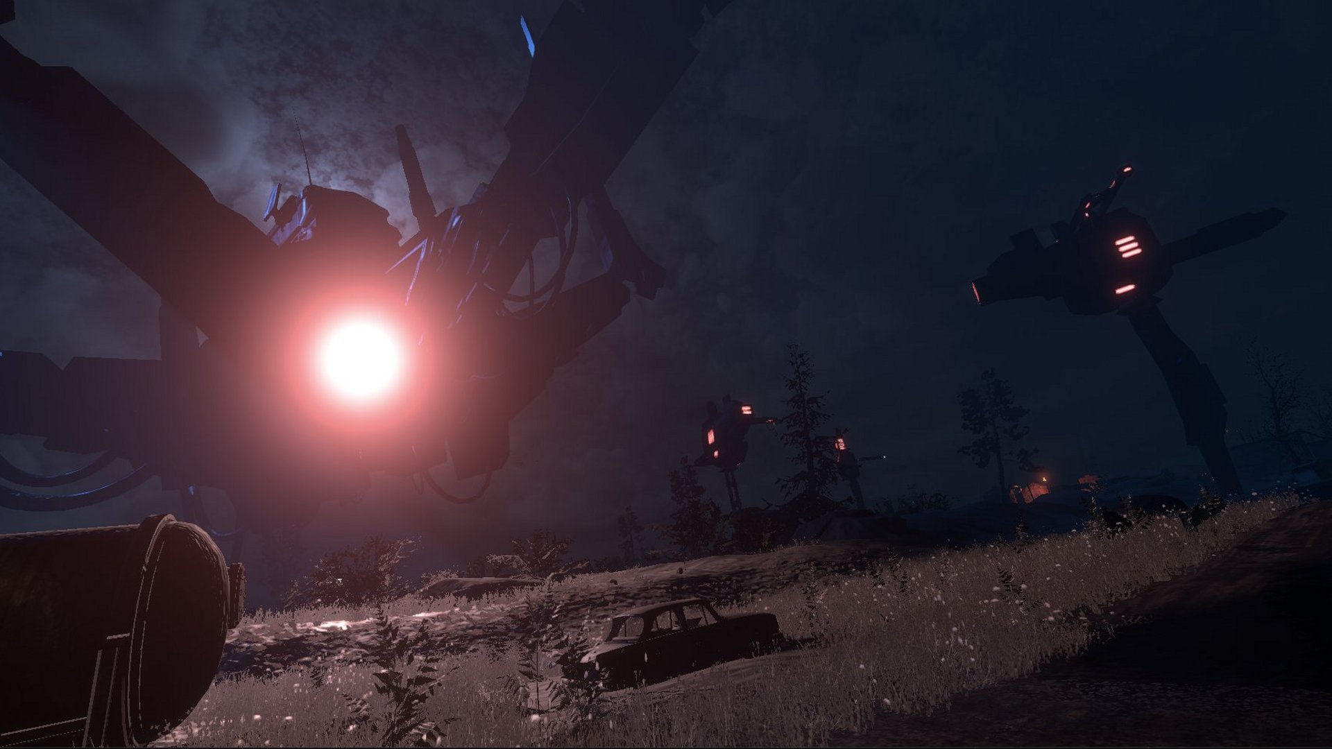 Big Robot Returns With Eerie Survival Game, The Light Keeps Us Safe