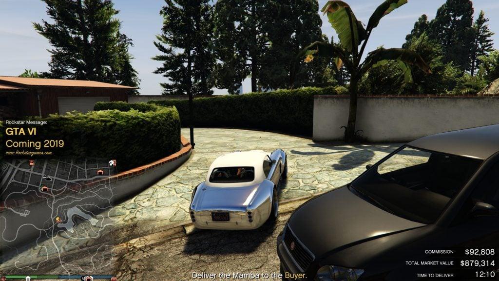 Modder Trolls GTA VI 2019 Release