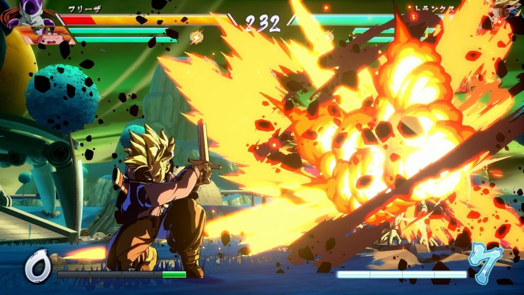 Dragon Ball FighterZ Switch Beta Dates Announced