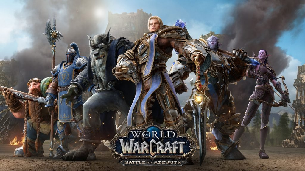Battle For Azeroth Player Attains Level Cap Within 5 hours of Release
