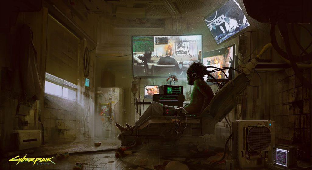 CD Projekt Red Hides Secret Message In Cyberpunk 2077 Demo