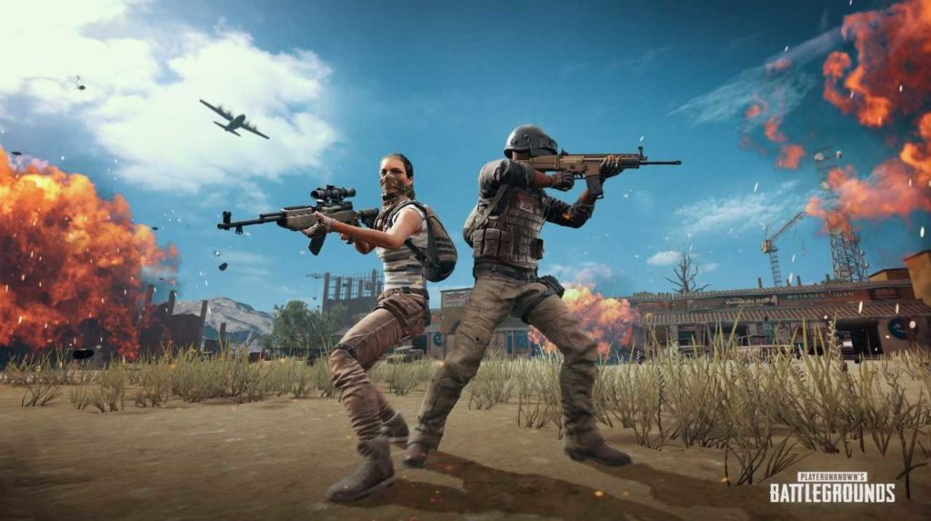 PUBG Desert Knights Mode Is Back