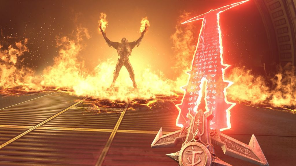 Obscenely Brutal 'Doom Eternal' Gameplay Unveiled At QuakeCon