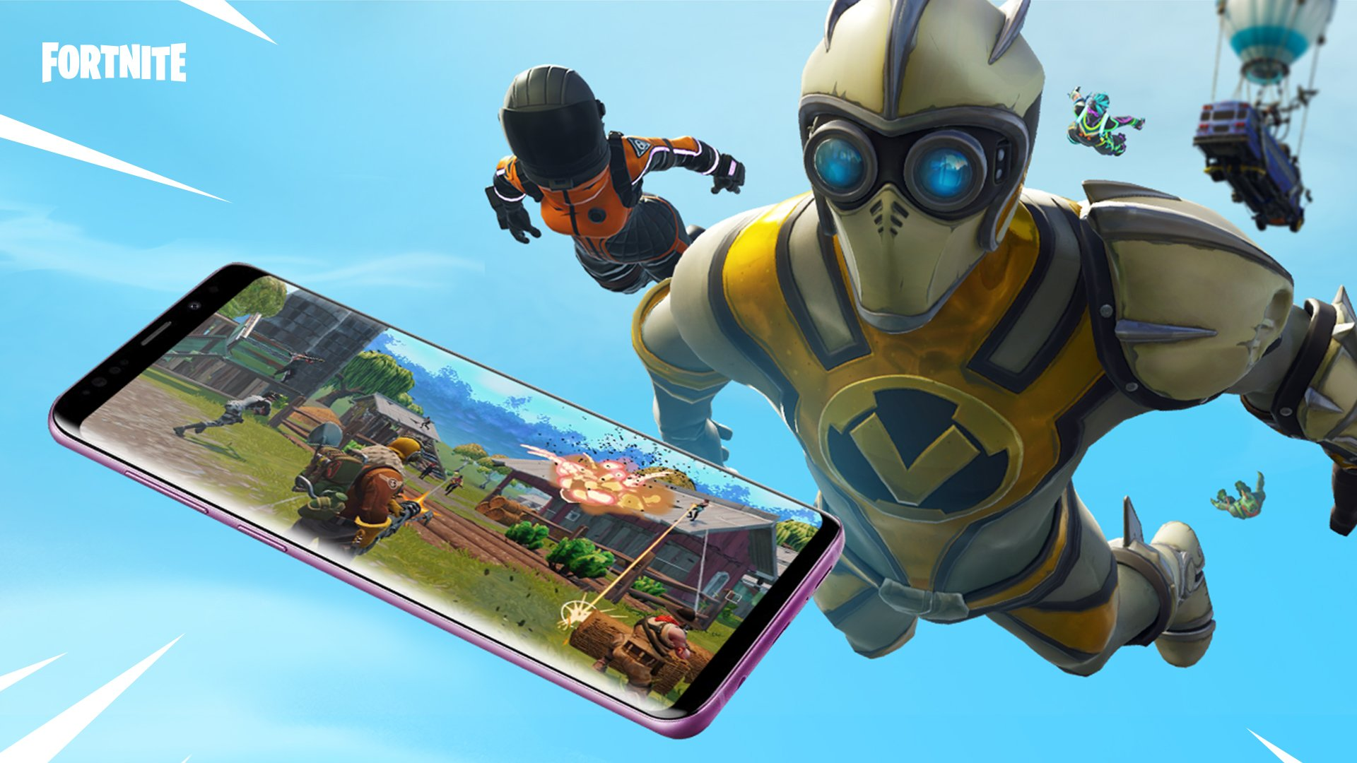 Fortnite Android Beta Is Now Live For Samsung Devices