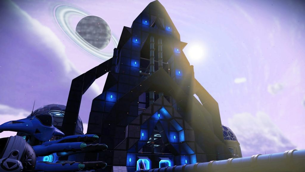 No Man's Sky In-Game Company Is Building Bases For Players