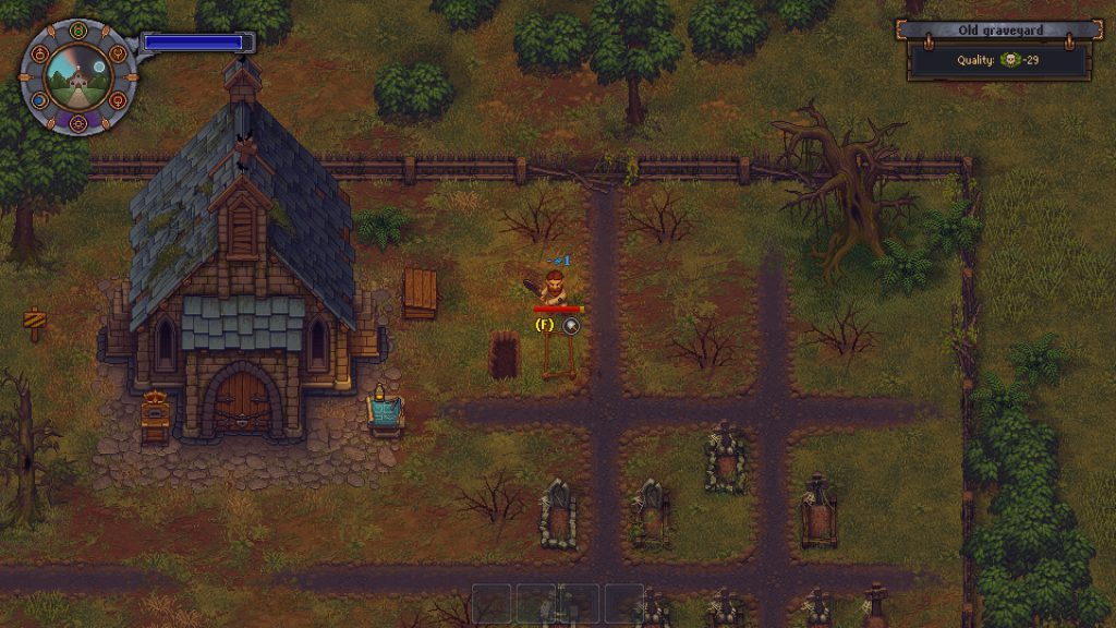 'Graveyard Keeper' Preview - Farming Sim With A Morbid Twist