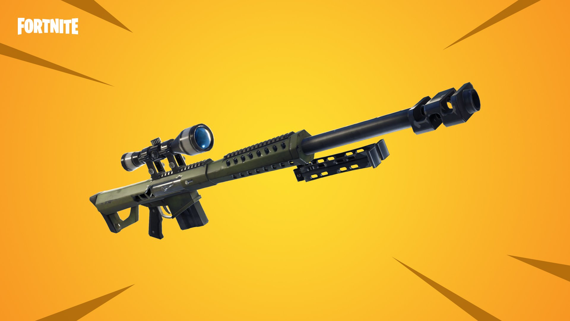 Fortnite Patch 5.21 Introduces Lethal Heavy Sniper Rifle & Two LTMs
