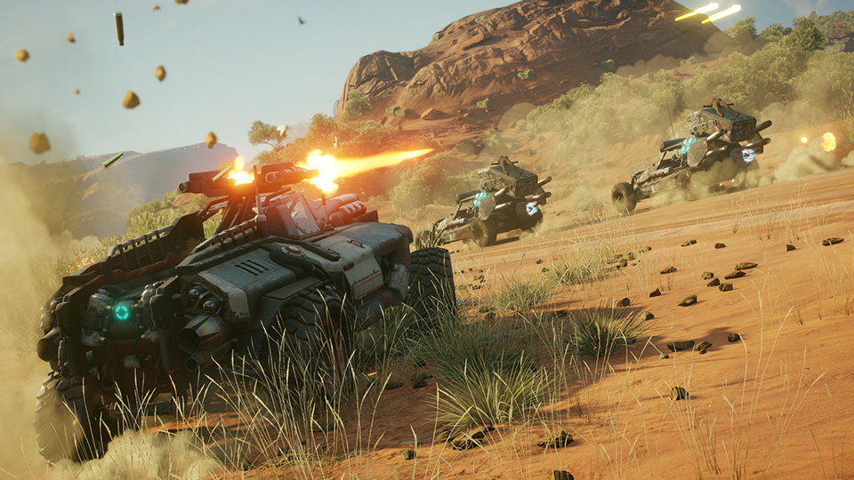 QuakeCon Rage 2 Extended Gameplay Hints At Satisfyingly Chaotic Open-World