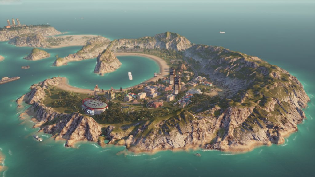 Dictator Sim Tropico 6 Delayed To January 2019