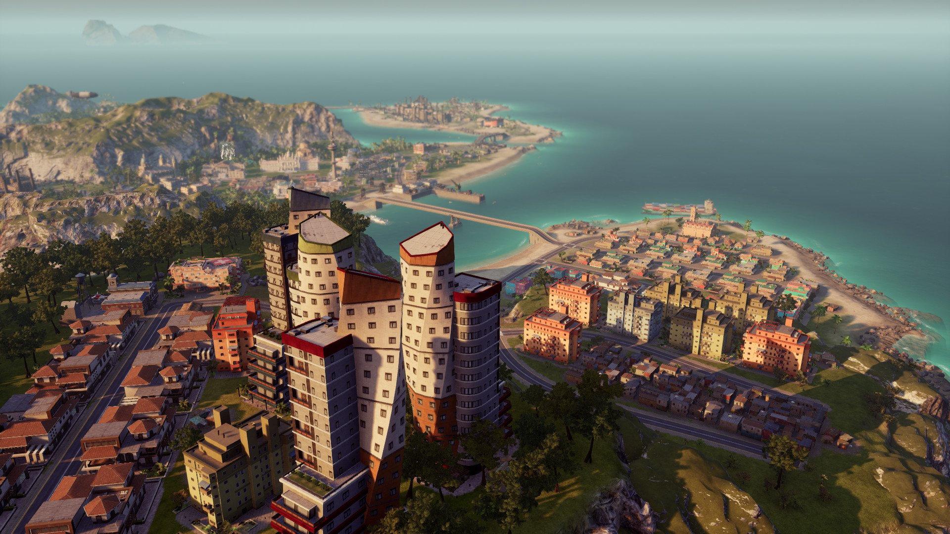 Dictatorship City Building Sim Tropico 6 Delayed To January 2019