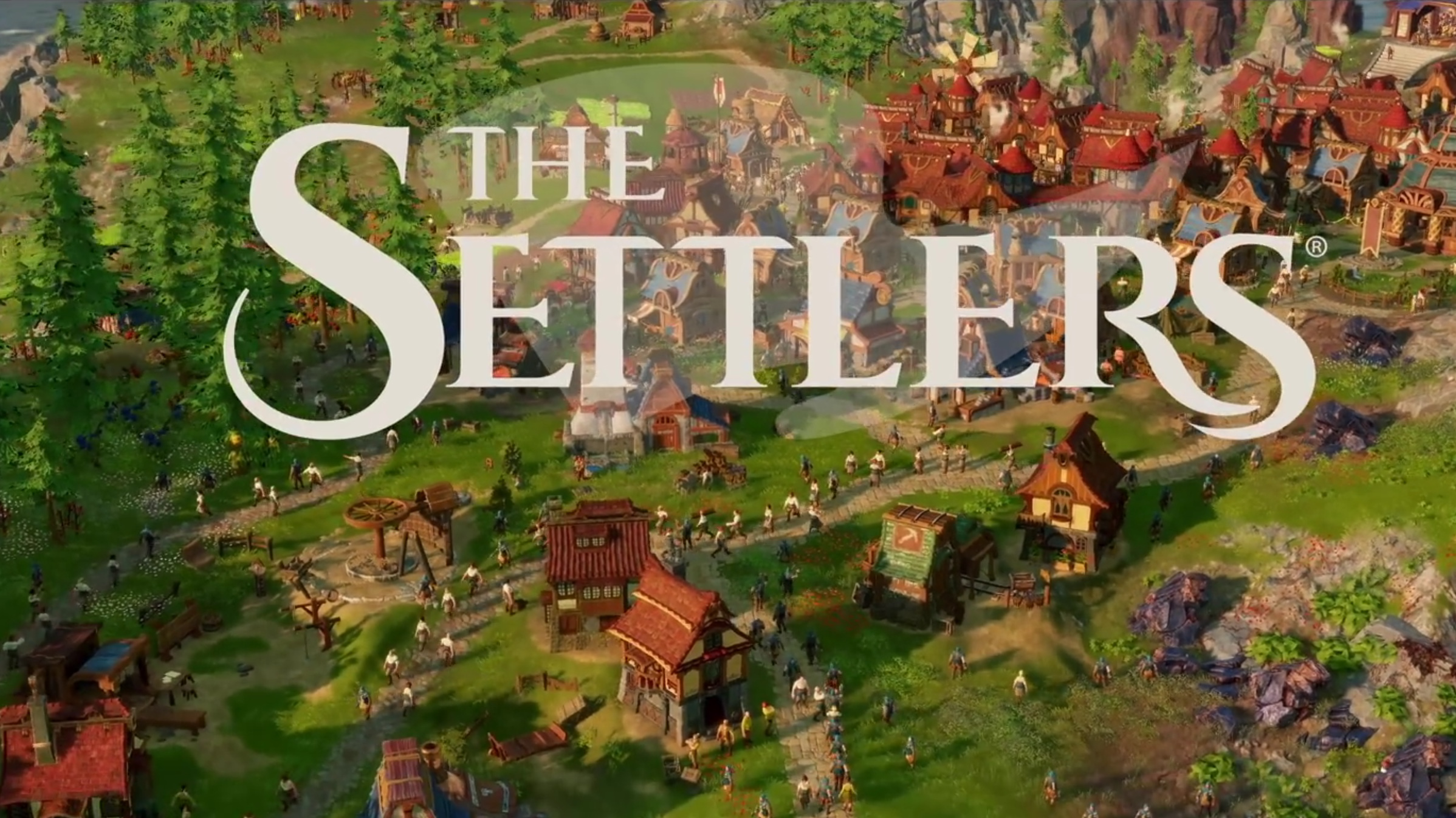 Ubisoft Announces New Eponymous 'The Settlers' Game & 1-7 Re-release