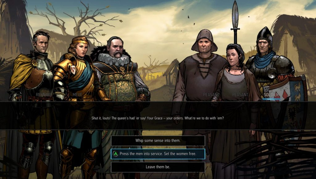CDPR Announce Thronebreaker: The Witcher Tales