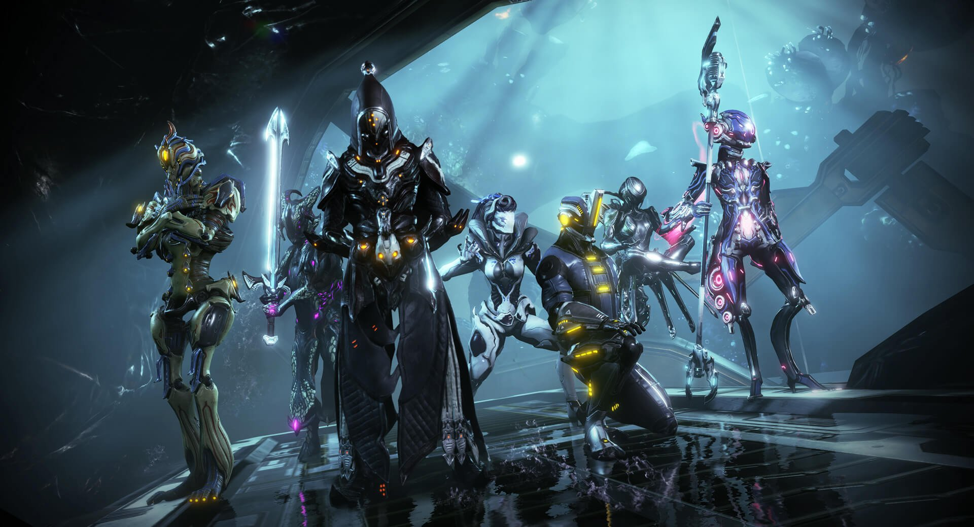 10 Reasons Why Warframe Is The Best Free-To-Play Game Of All