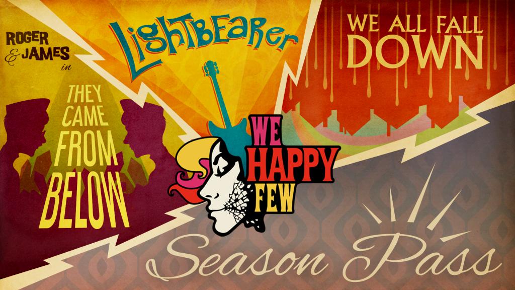 We Happy Few DLC Content Revealed