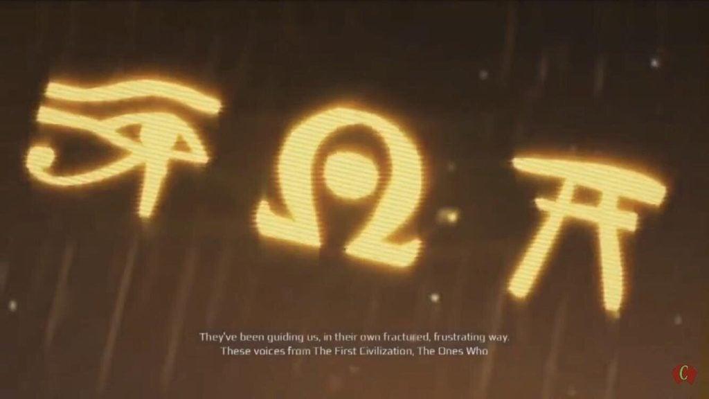 Cryptic Symbols Hint At Assassins Creed Game In Feudal Japan